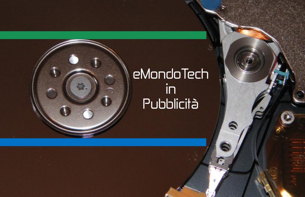 eMondoTech in Pubblicità