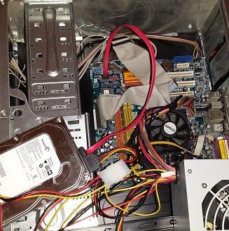 Riparazione Desktop Amd Athlon 64