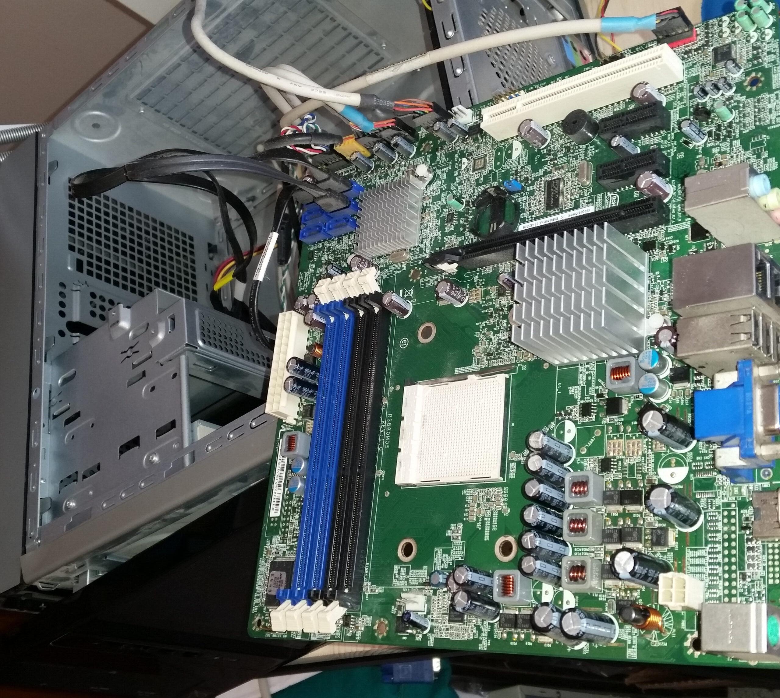 Riparazione Desktop Acer Aspire X3400